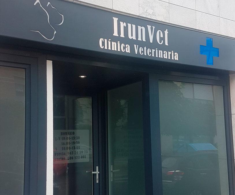Nueva clínica IrunVet